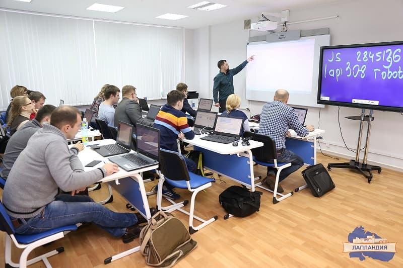 В центре «Лапландия» состоялась образовательная стажировка по компетенциям JuniorSkills
