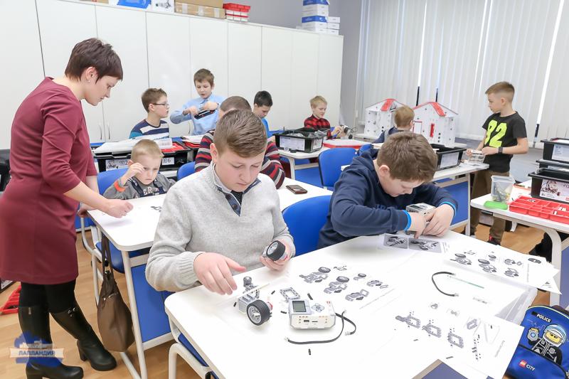 3 февраля состоялся день открытых дверей в детском технопарке «Кванториум-51»