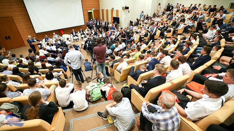 В Государственной Думе отметили работы кванторианцев Мурманской области