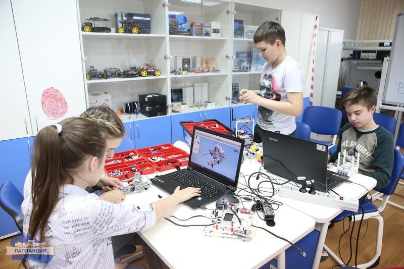 В детском технопарке «Кванториум-51» продолжаются инженерные каникулы