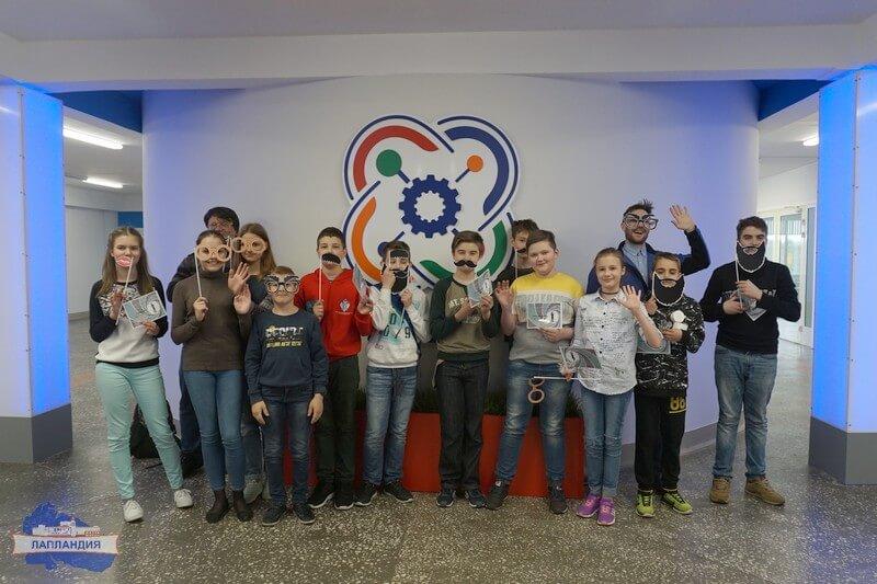 В детском технопарке «Кванториум-51» завершилась первая смена летних инженерных каникул для школьников Мурманской области