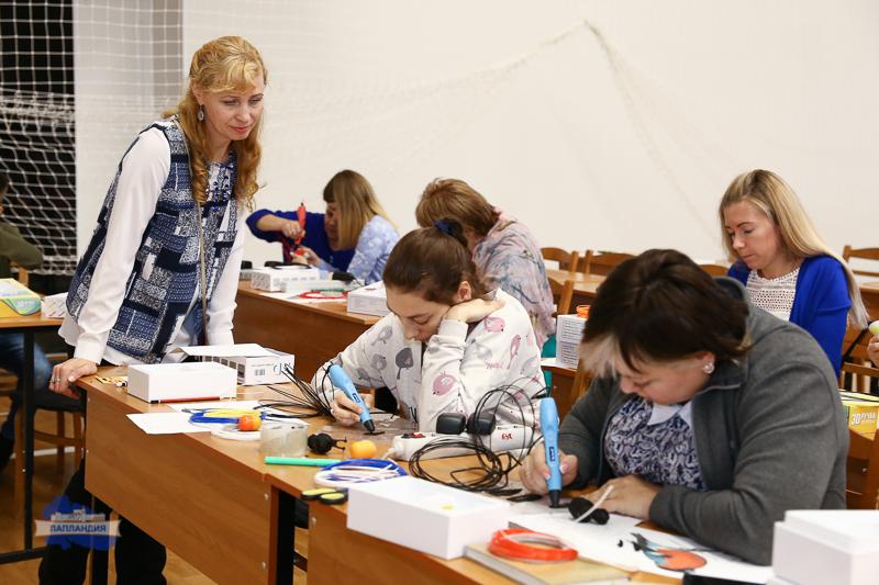 Детский технопарк «Кванториум-51» провел учебно-тренировочные сборы по подготовке к региональному отборочному этапу четвёртой открытой Всероссийской олимпиады по 3D технологиям