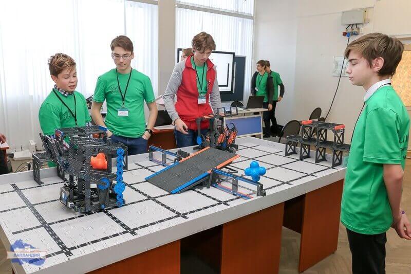 Детский технопарк «Кванториум-51» станет площадкой IV регионального чемпионата ЮниорПрофи