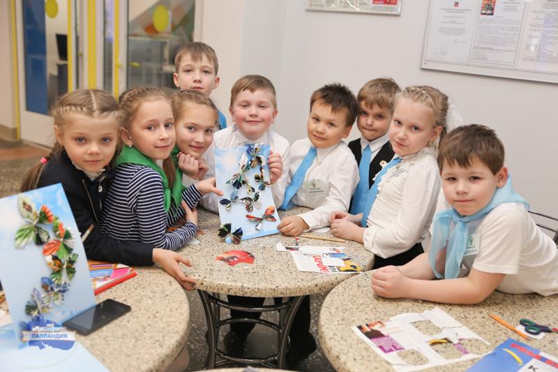 В детском технопарке «Кванториум-51» проходит общефедеральная Неделя экологии и здоровья