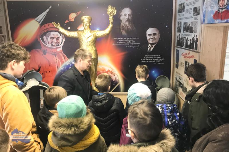 Кванторианцы присоединились ко Всероссийской акции «Космос наш»