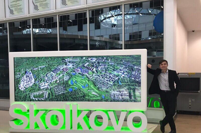 Кванторианец представил проект в полуфинале Всероссийского конкурса инновационных проектов и разработок в сфере электроэнергетики «Энергопрорыв»