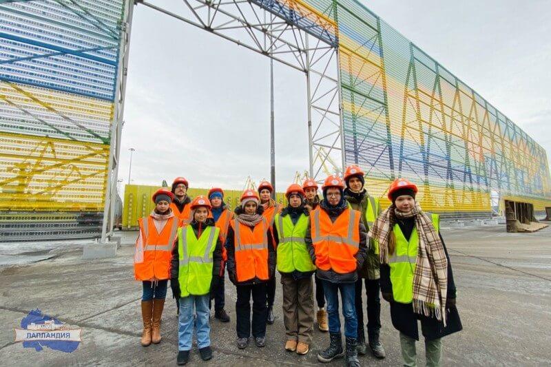 Кванторианцы продолжают работать над проектом к 105-летию Мурманского морского торгового порта