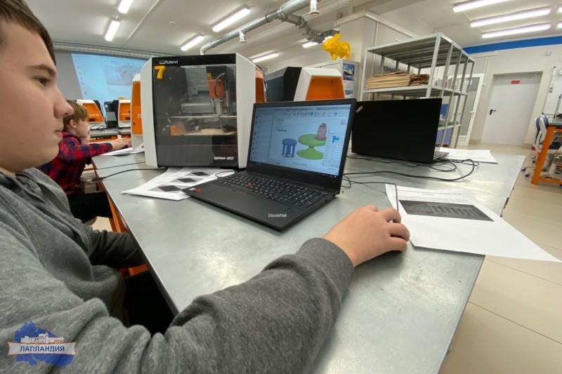 Детский технопарк «Кванториум-51» продолжает проводить интенсивы для школьников
