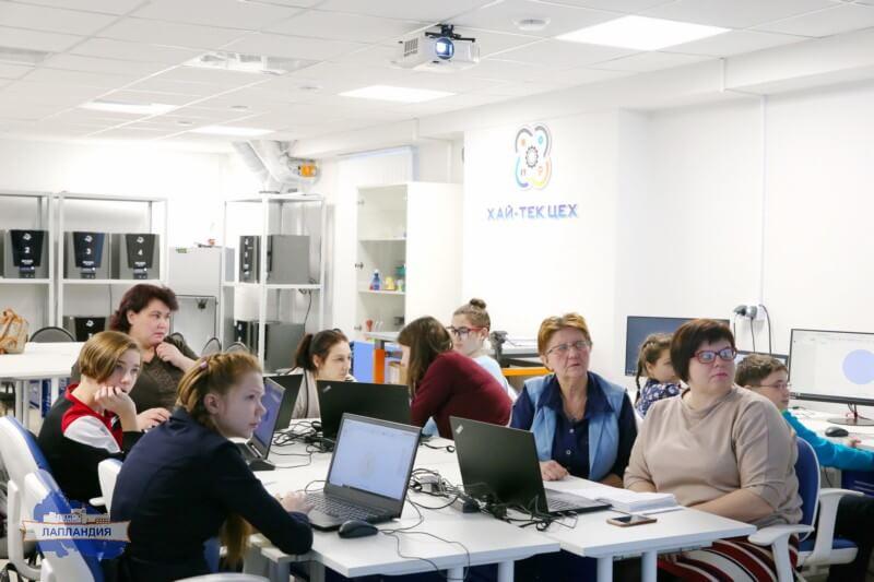 В детском технопарке «Кванториум-51» прошли учебно-тренировочные сборы по подготовке к региональному отборочному этапу пятой открытой Всероссийской олимпиады по 3D технологиям