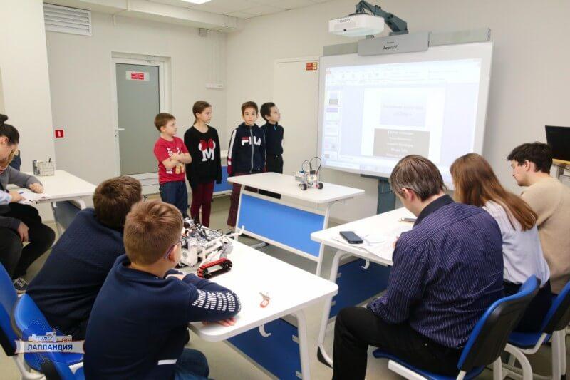 Состоялся полуфинал конкурса научных и инженерных проектов среди кванторианцев «КвантоАрктика»