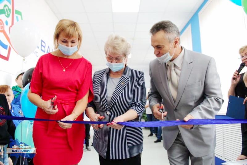 В Мурманской области открылась сеть детских мини-технопарков «Квантолаб»
