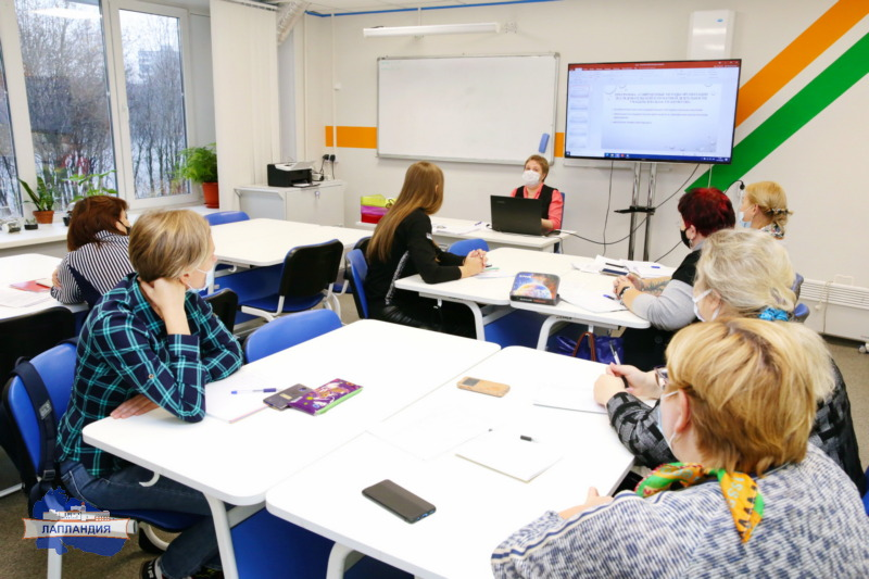 В детском технопарке «Кванториум-51» началось обучение по программе повышения квалификации «Современные методы организации исследовательской и проектной деятельности учащихся в области биологии»