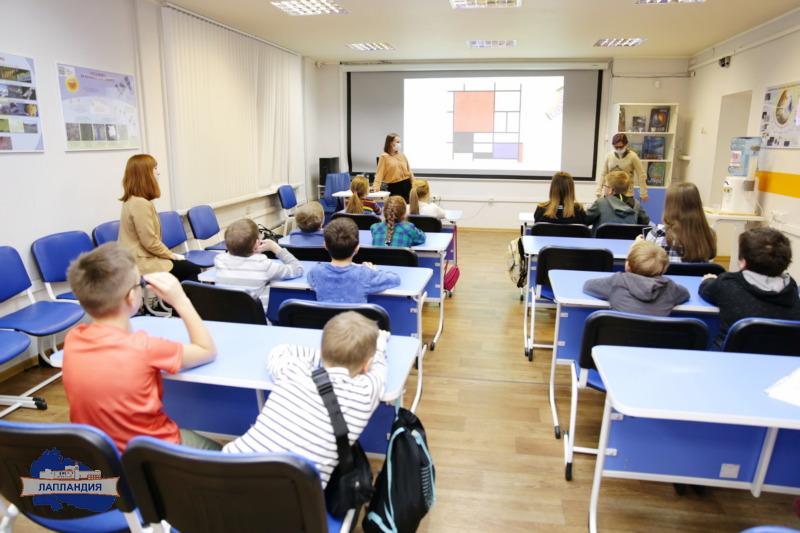 В детском технопарке «Кванториум-51» прошло открытие Недели искусств