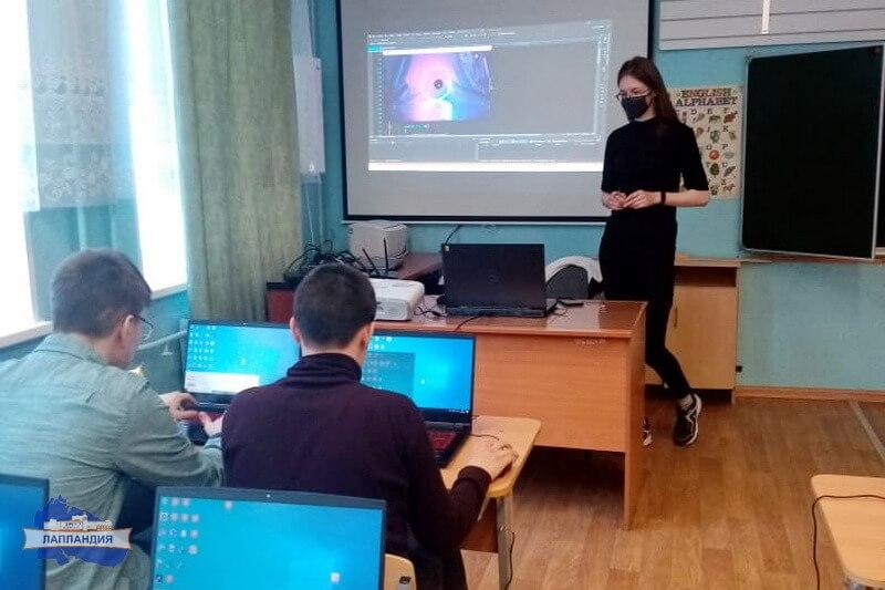 """В Терском районе продолжается обучение по программам мобильного технопарка """"Кванториум"""""""