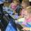 В детском технопарке «Кванториум-51» прошли мастер-классы для ребят из летнего лагеря МБОУ г. Мурманска «СОШ №5»