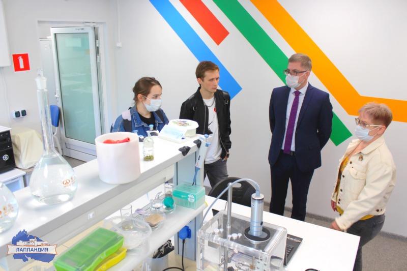 Молодые исследователи из НИУ ВШЭ Москвы познакомились с работой «Лапландии» в рамках масштабного исследования