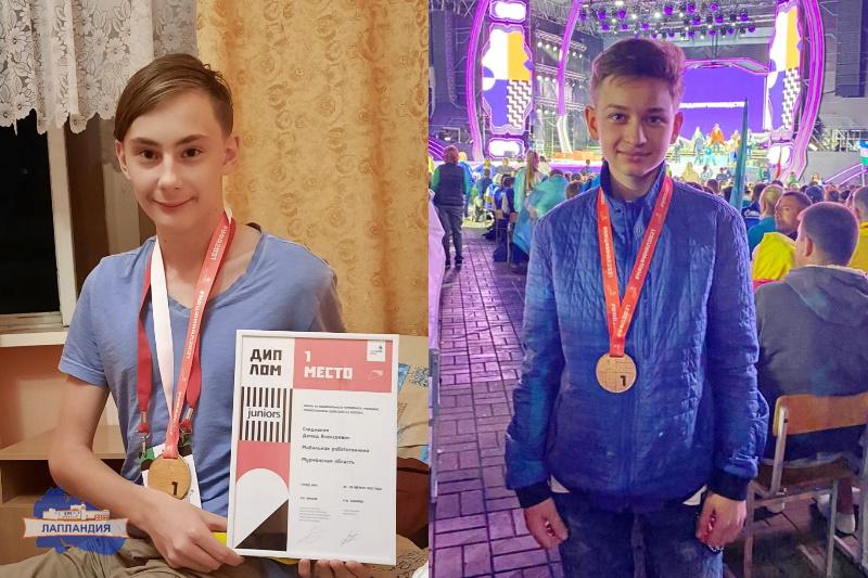 У кванторианцев – золото на Национальном чемпионате WorldSkills!